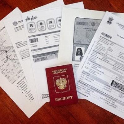 Perevod dokumentov dlja oformlenija vizy